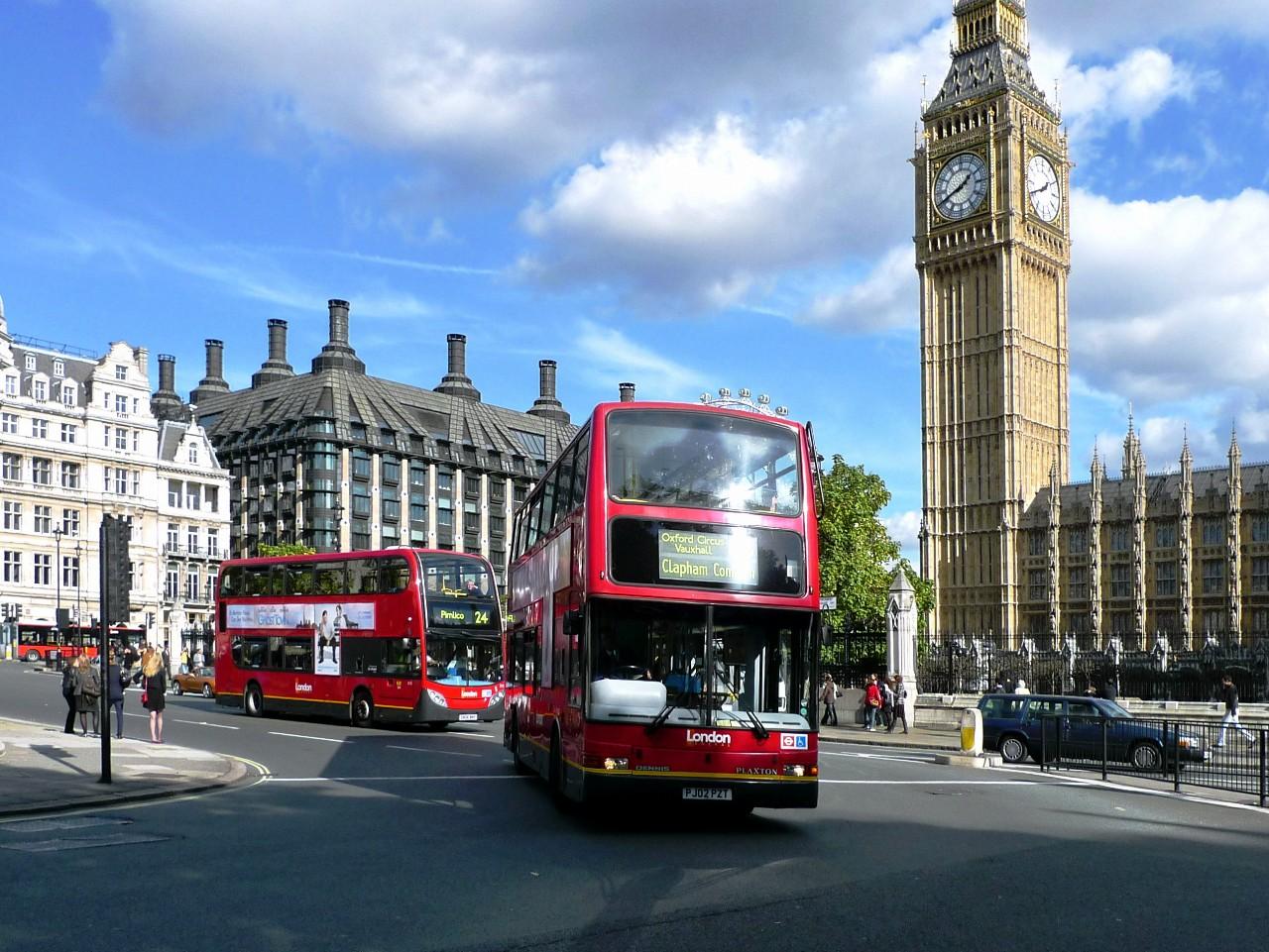 Лондон не пропустите
